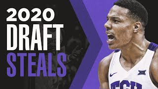 Top 5 Most Underrated Players in the 2020 NBA Draft