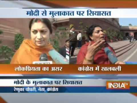 Nancy Powell to meet Modi in Gandhinagar today