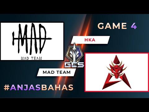 MAD VS HKA - KOMPOSISI RYOMA ZATA BALDUM EARLYNYA KUAT BANGET MEMANG!