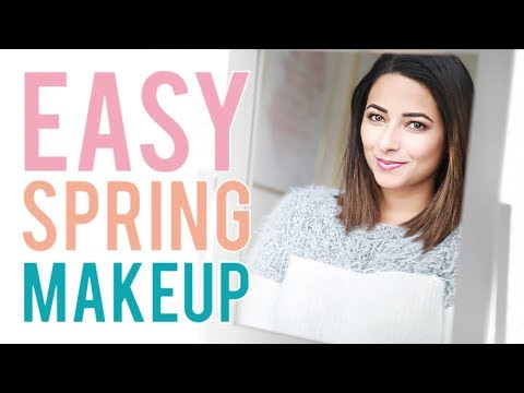 EASY Spring Makeup Routine 🌸  Get Ready With Me  Ysis Lorenna