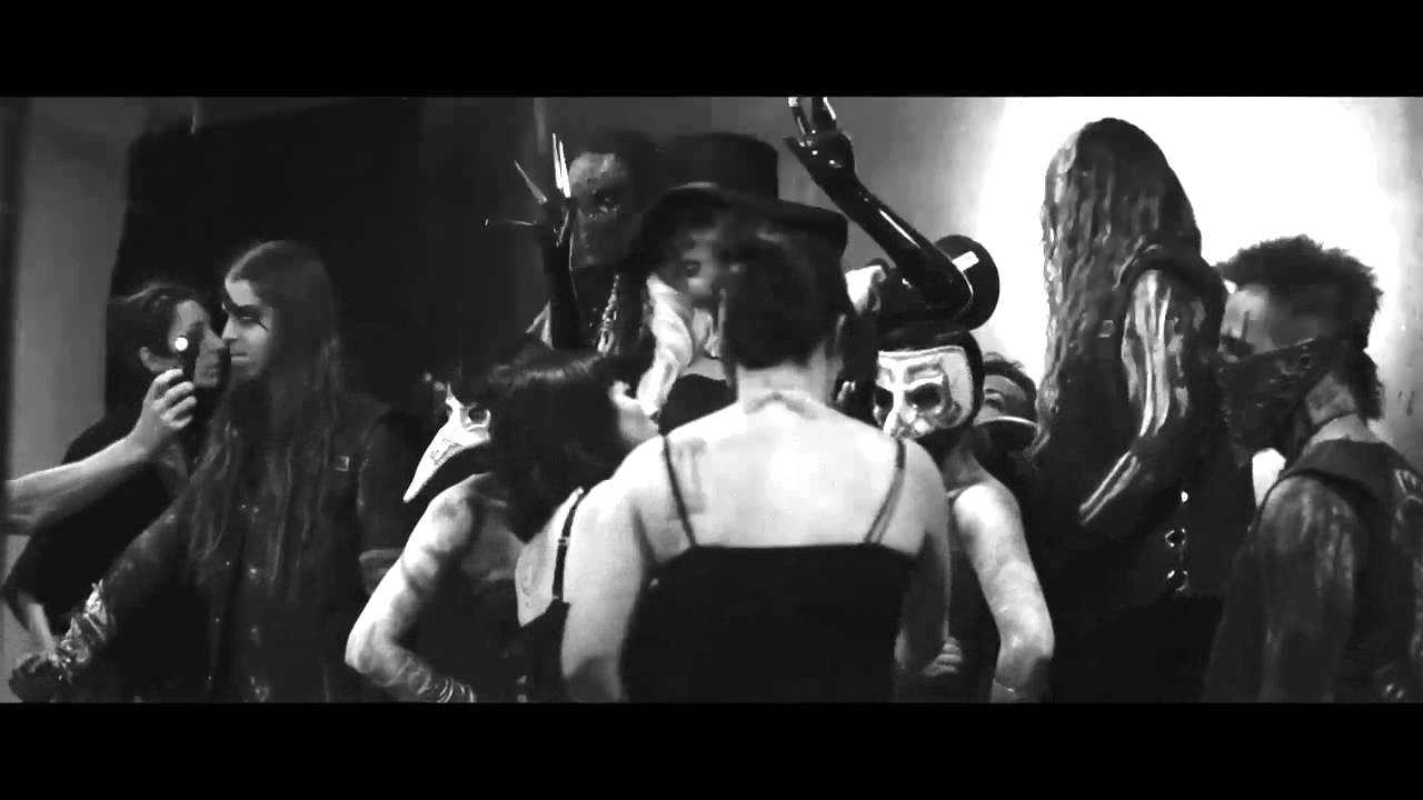 In This Moment - Sick Like Me (Behind The Scenes)