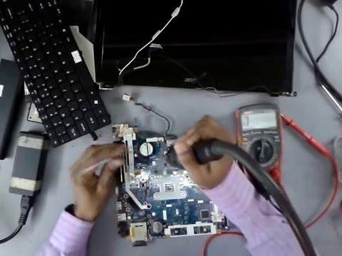 Acer Aspire 5750 -6866 Laptop ,problem Is Dead.how To Repair  Dead Laptop