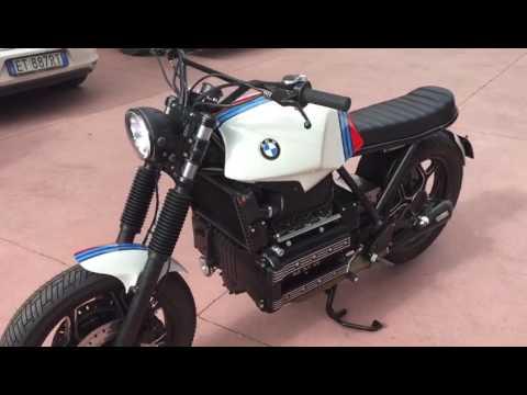 BMW k100 tracker