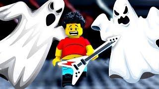 Ghosts VS Robber 👻 LEGO Сartoon Movies 😲🔴