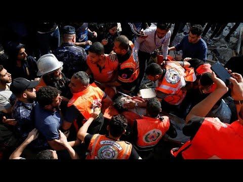 وزارة الصحة الفلسطينية تعلن عن سقوط 26 قتيلا على الأقل في غارات إسرائيلية على غزة  - نشر قبل 5 ساعة