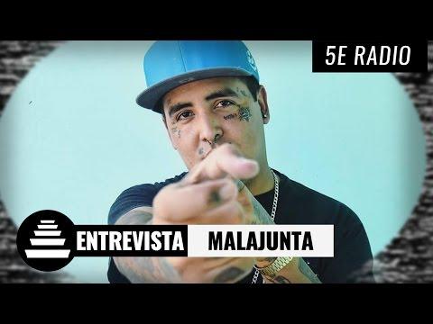 MALAJUNTA MALANDRO / Entrevista + Rap (!) - El Quinto Escalón Radio (6/4/17)