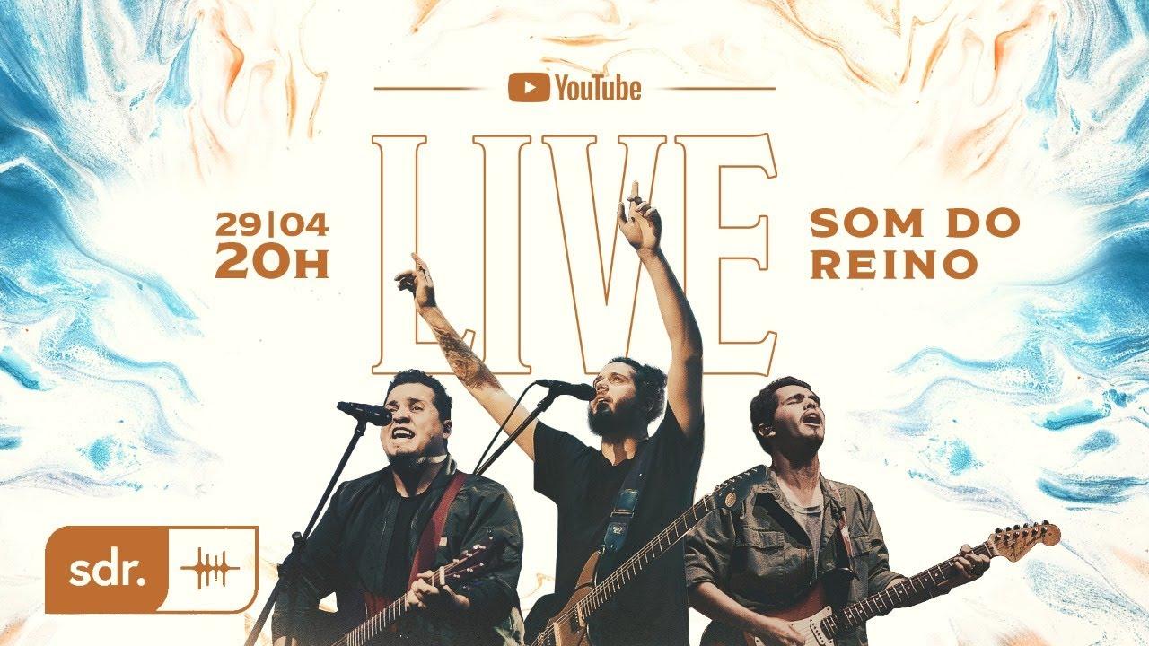 SOM DO REINO | LIVE - Alessandro Vilas Boas + André Aquino + Brunão Morada