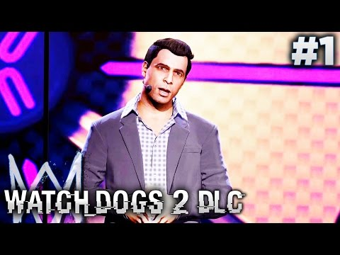 Watch Dogs 2: Human Conditions DLC - Mission #1 - Automata
