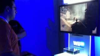 Ninja Gaiden 3 Razor's Edge Wii U Gameplay Demo (HD 1080p) - Wii U Experience NYC