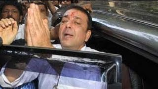 Sanjay Dutt taken back to jail to complete 5-year sentence
