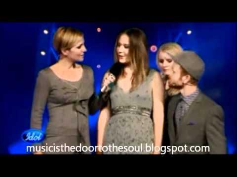 Idol Norge 2011 - Marlen Tjøsvoll Elimination