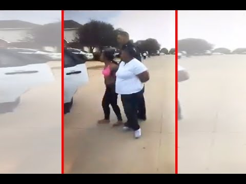 Black Woman Arrested In Texas After Calling Police When Man Assaults Her Son!