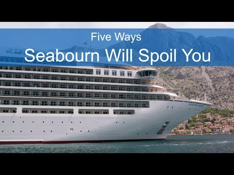 5 Ways a Seabourn Cruise Will Make You Feel Special - Video Tour