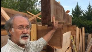 Handgemachter House-TV #24 ''Aufbau einer Winzigen blockhütte''