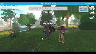 || Roblox| How to Find Emma's Son in Wolves Life|2019 Egg Hunt||