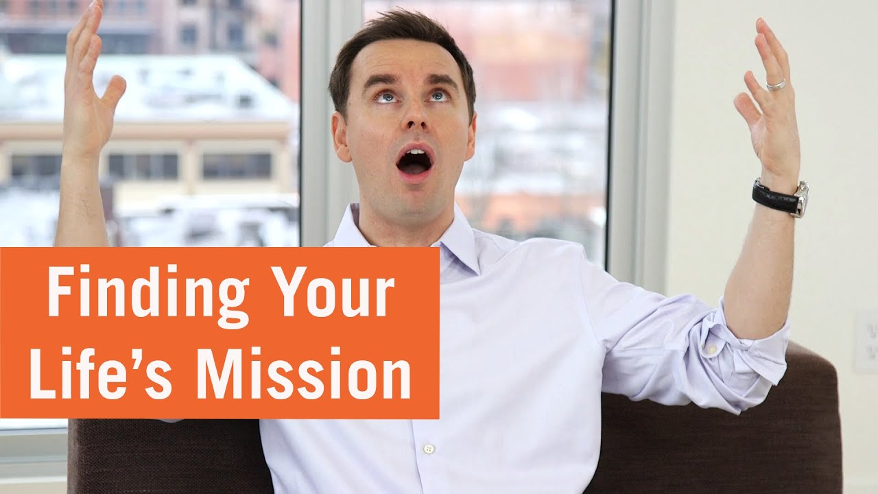 Finding Your Life's Mission