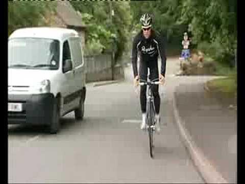 Simon says pedal power holds the key