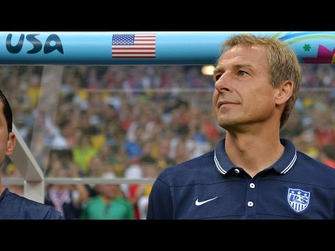 Jurgen Klinsmann Recaps World Cup and Previews Final