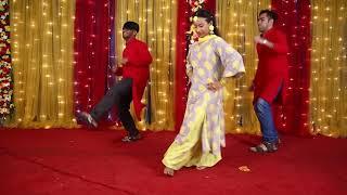 08 - Tune Mari Entry - Orpita, Shezan & Nishat Bangladeshi Wedding Dance Performance