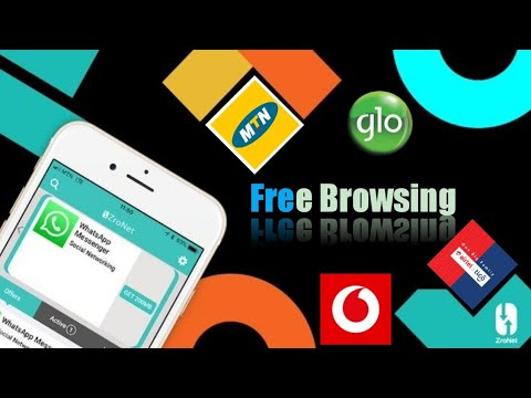 Free Browsing Trick With Zronet |All Networks |Working 2019