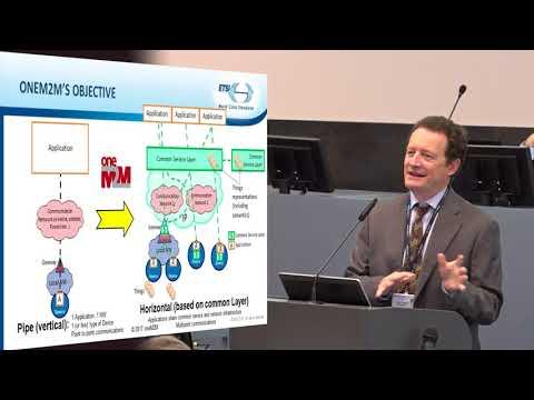 Overview of ETSI IoT Activities - Luis JorgeRomero, ETSI Director General