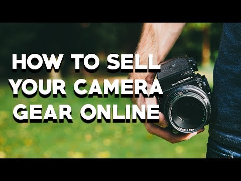 How to Sell Your Camera Gear Online: eBay vs KEH