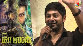 Director Thiru speaks about his next movie with Vikram named Garuda