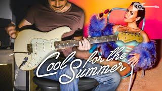 Demi Lovato - Cool for the Summer - Electric Guitar Cover by Kfir Ochaion
