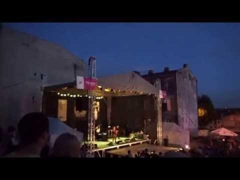 PLANTEC zamek festival 2015 będzin