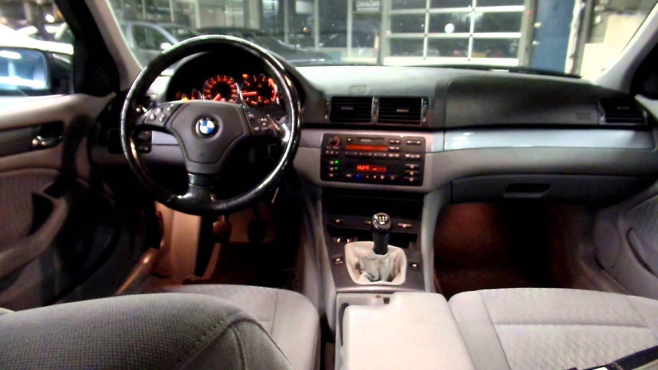 Bmw E46 Sedan 320 Vs Bmw 320 Coupe 2000 2001 Youtube