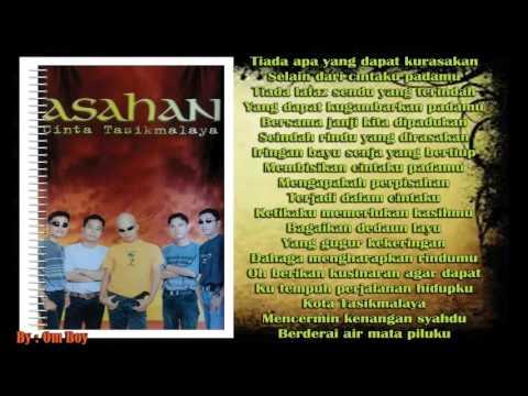 Asahan - Cinta Tasikmalaya (lyrics)