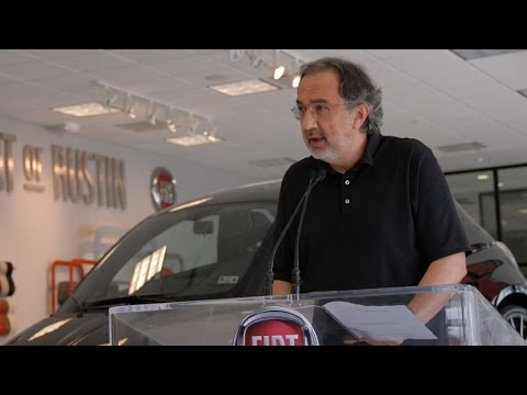 Why Fiat Chrysler's CEO Wants to Find a Partner