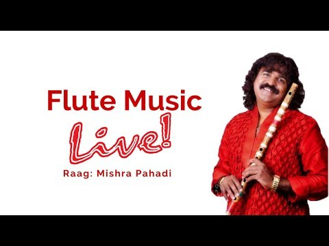 Flute Music Live Performance Fusion Band Concert Indian Instrumental Hindustani Classical Woodwind