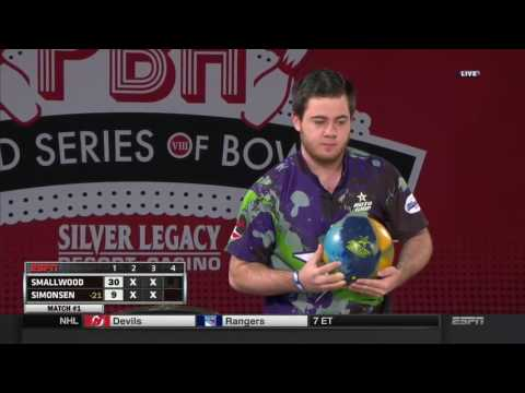 PBA Bowling World Championship 12 11 2016 (HD)