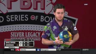 PBA Bowling World Championship 12 11 2016 (HD)
