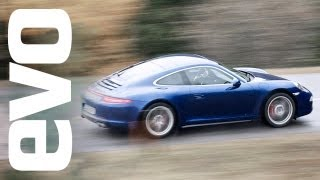 Porsche 911 Carrera 4S - evo review