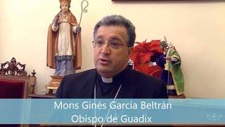 Mensaje Navidad 2014 del Obispo de Guadix, Mons Ginés García
