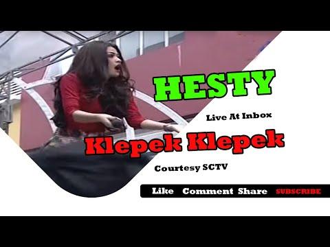 HESTY [Klepek Klepek] Live At Inbox (14-11-2014) Courtesy SCTV