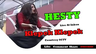Hesty Klepek Klepek Live At Inbox 14-11-2014 Courtesy Sctv