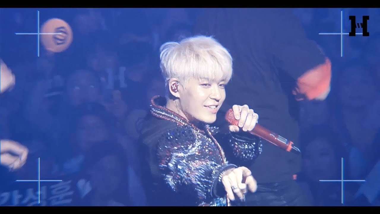 "강성훈 단독 콘서트 ""THE GENTLE"" ENCORE FULL 'TEASER'"