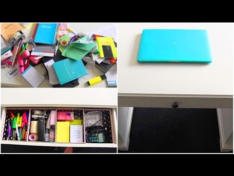 Opruimvideo ❤ kantoor bureau | Beautygloss