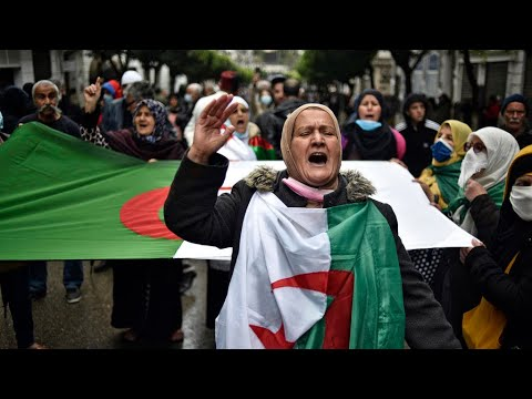 الأمم المتحدة قلقة بشكل متزايد من تدهور أوضاع حقوق الإنسان في الجزائر  - 22:59-2021 / 5 / 11
