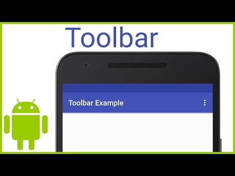 How to Add a Toolbar - Android Studio Tutorial