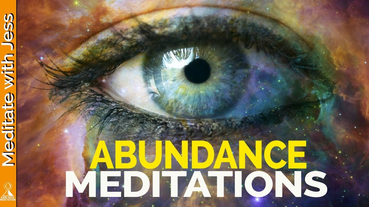 Guided Meditations for Abundance, Wealth Prosperity (Law of Attraction, Visualisation)