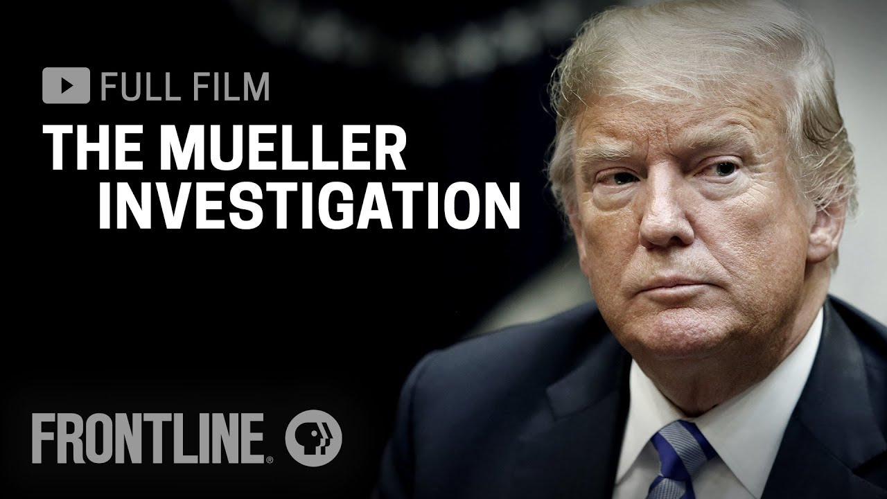 the mueller investigation full