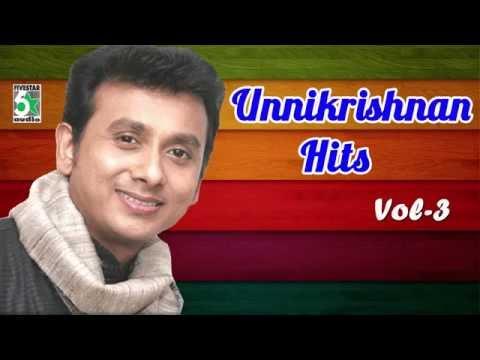 Unnikrishnan Super Hit Audio Jukebox Vol 3
