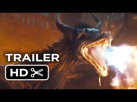 Maleficent Wings TRAILER (2014) - Angelina Jolie Disney Movie HD