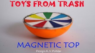 Magnetic Top | English