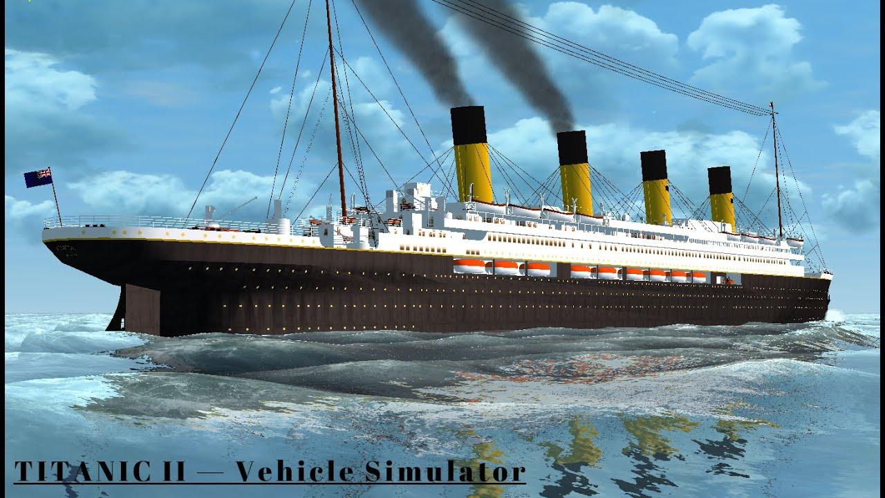 Titanic Ii Vehicle Simulator Doovi
