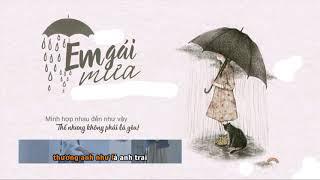Em gái mưa beat mr siro- song em gai mua khong loi